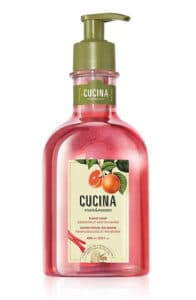 Fruits & Passion Cucina Hand Soap in Grapefruit & Rhubarb