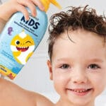 Fun Bath & Body Products For Kids Featuring Baby Shark