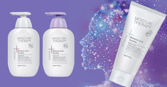 Introducing Avon Moisture Therapy +Balance and Soothe