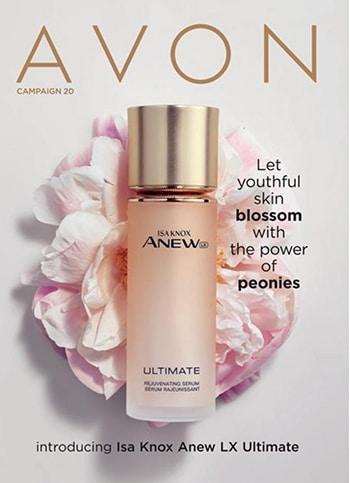 Avon Campaign 20, 2020 Brochure