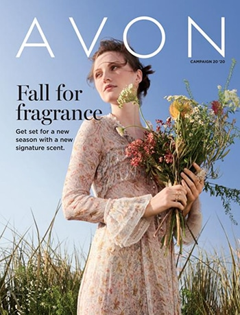 Avon Campaign 20, 2020 Fall For Fragrance Brochure