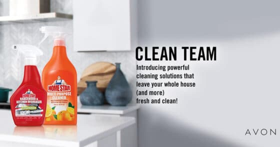 The Best Avon Cleaning Products To Keep Your Kitchen Looking Spo