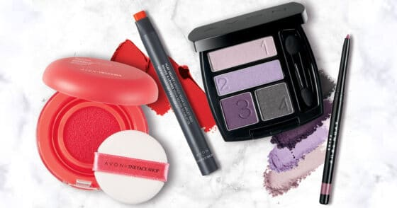 The Best Makeup For A Pop Of Color