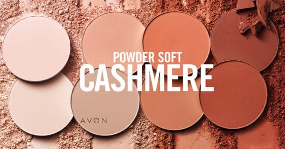 FMG Cashmere Complexion Compact Powder Foundation At Avon!