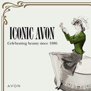 Iconic Avon – Celebrating beauty since 1886.