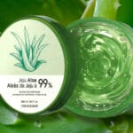Avon X The Face Shop Jeju Aloe 99% Fresh Soothing Gel