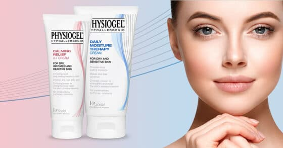 Introducing Physiogel For Face And Body At Avon