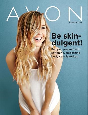 Avon Campaign 22, 2020 Be Skin-dulgent Brochure