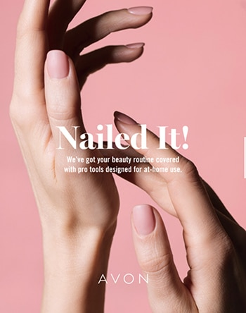Avon Campaign 22, 2020 Nailed It Brochure