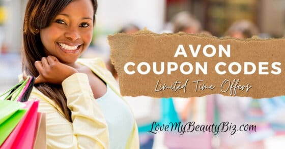 Avon Coupon Codes 2020