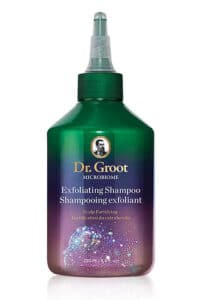 Dr. Groot Microbiome Scalp Fortifying Exfoliating Shampoo