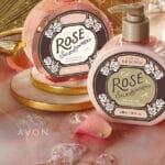 Passion & Beyond Rose Silk Bouquet Shower Gel & Body Emulsion