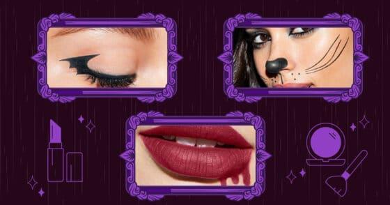 Halloween Makeup Looks Made Easy!