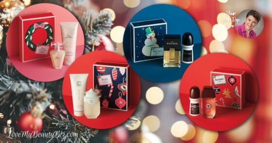 Scensational Holiday Fragrance Gifts From Avon