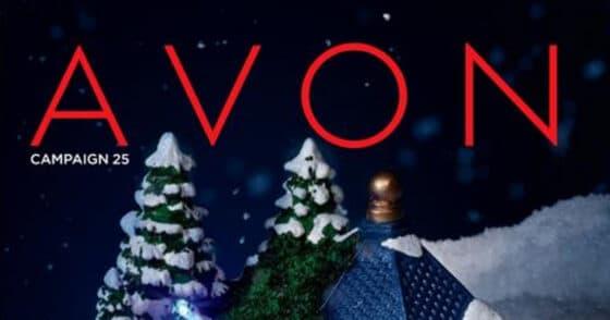 Avon Campaign 25, 2020 Catalog