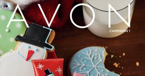 Avon Campaign 01, 2021 Brochure