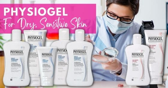 Physiogel – Breakthrough Care For Dry, Sensitive Skin
