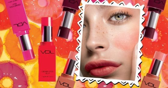 VDL Creamy Stick Jelly – Multi-Use Stick For Cheeks And Lips