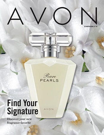 Avon Campaign 03, 2021 Find Your Signature Brochure