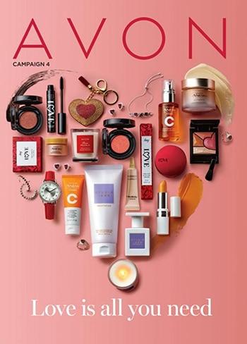 Avon Campaign 04, 2021 Brochure