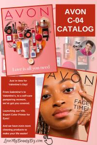 Avon Campaign 04, 2021 Brochures