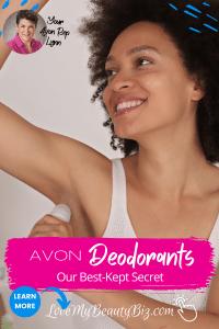 Avon Deodorants – Our Best-Kept Secret!
