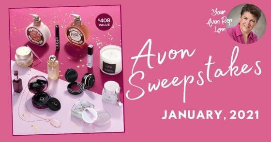 Avon Sweepstakes January 2021