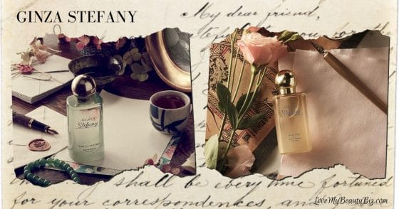 Ginza Stefany Fragrances From Avon That Tell A Story