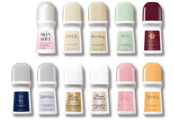 Avon Roll-on Anti-Perspirant Deodorant