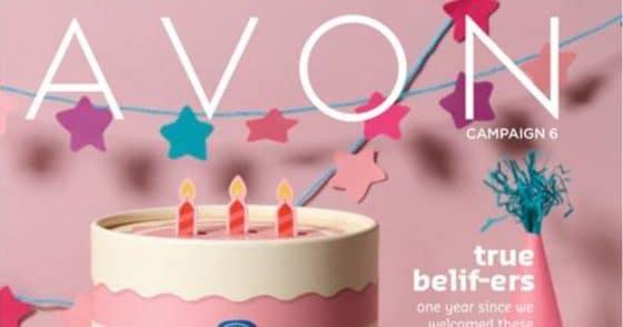 Avon Campaign 06, 2021 Brochure