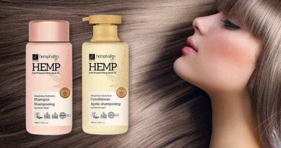 Hemp – Your Solution For Strong, Radiant Hair