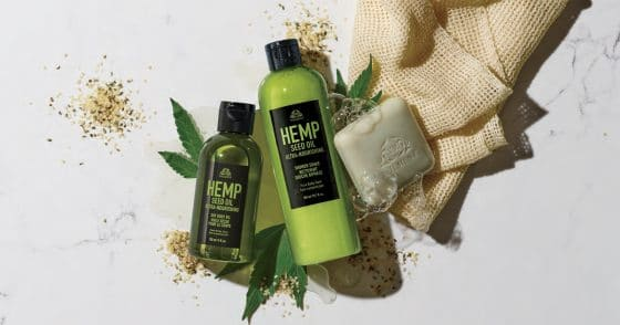 Raise The Bar With Hemp Seed Oil For Nourishing Hydration, Natur