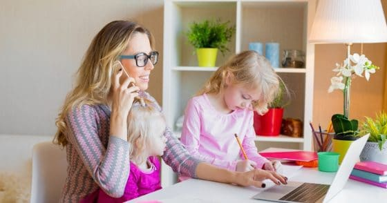 Selling Avon Is Perfect For Moms Who Want To Work From Home