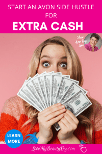 Start an Avon Side Hustle For Extra Cash