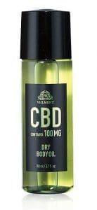 Veilment CBD Dry Body Oil