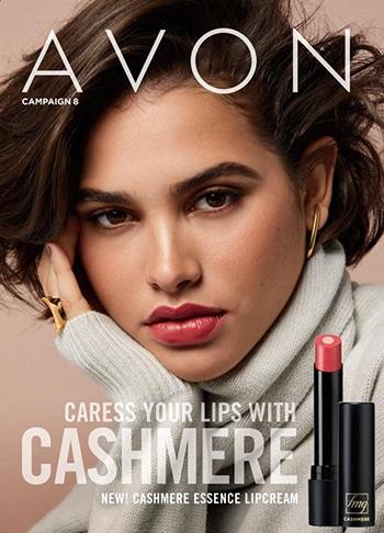 Avon Campaign 08, 2021 Brochure
