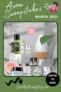 Avon Sweepstakes March 2021