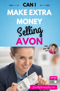 Can I Make Extra Money Selling Avon?