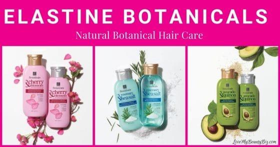 Elastine Botanicals – Natural Botanical Hair Care