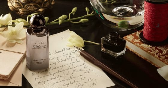 Ginza Stefany Fragrances – The Love Story Continues