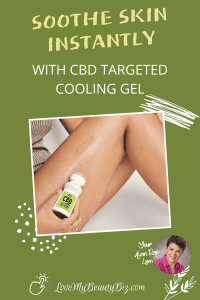 Veilment CBD Cooling Body Roll-On Gel
