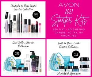 Avon 2021 Starter Kits