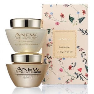 Anew Ultimate Luxpamper All Day & Night Set