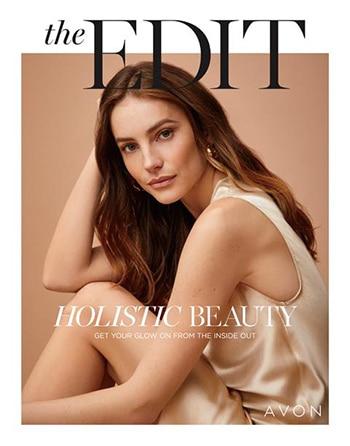 Avon Campaign 10, 2021 Holistic Beauty Brochure