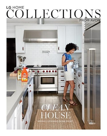 Avon Campaign 10, 2021 LG Home Collections Brochure