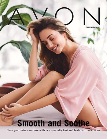 Avon Campaign 10, 2021 Smooth and Soothe Brochure