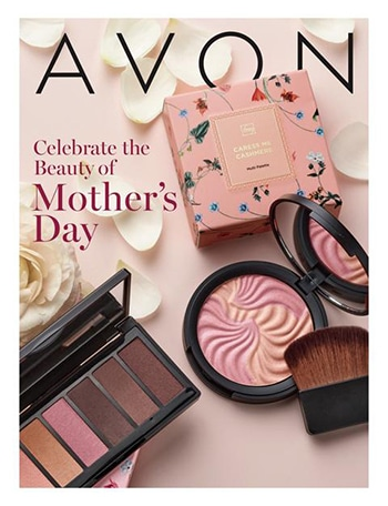 Avon Campaign 11, 2021 Celebrate the Beauty of Mother's Day Broc