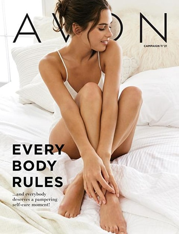 Avon Campaign 11, 2021 Every Body Rules Brochure