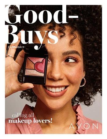 Avon Campaign 11, 2021 Good Buys Brochure
