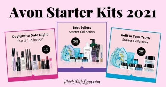 Avon Starter Kits 2021